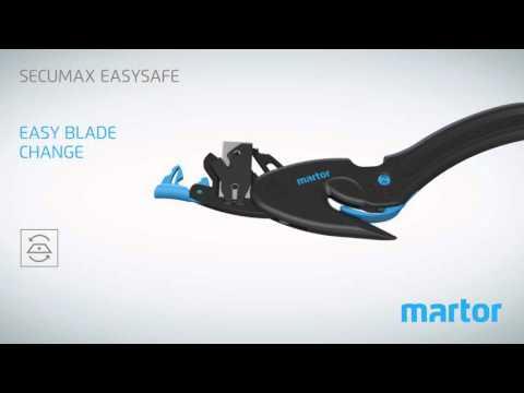 Hoe gebruik ik de Secumax Easysafe?