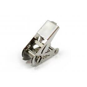 Inox ratel voor spanband 25 mm>